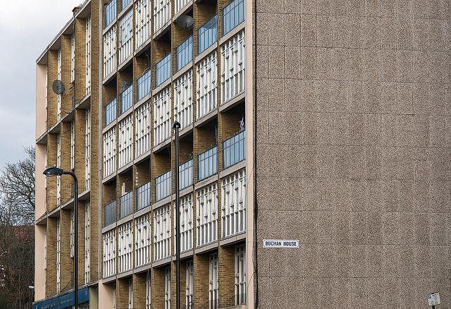South Acton Estate, West London.