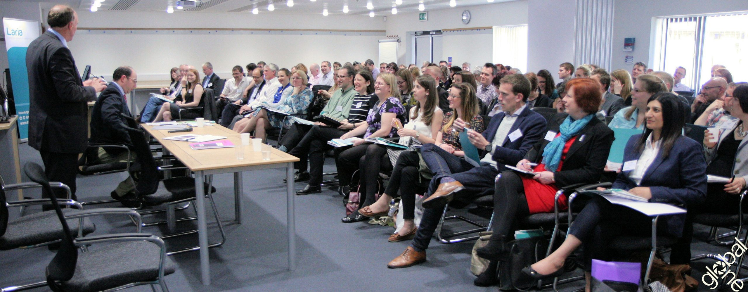 Conference Crowd 2014