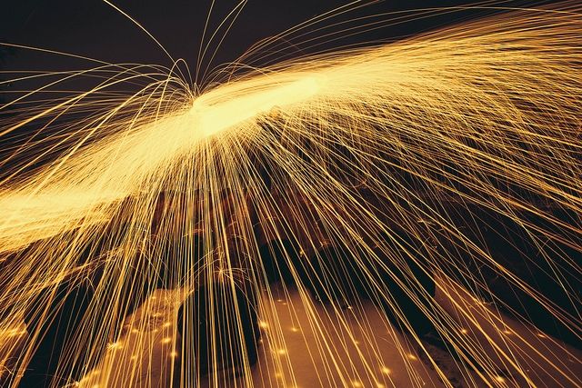 Let Sparks Fly