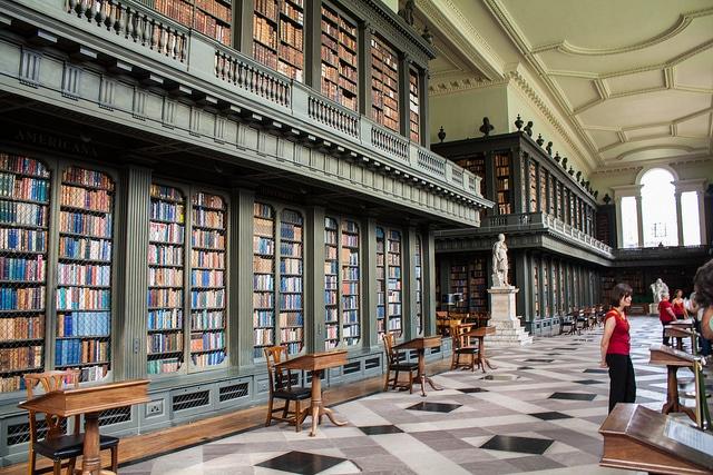 The Codrington Library